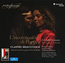 Incoronazione Poppea Monteverdi Christie Arts Florissants