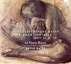 Pergolesi David Bates la Nuova Musica