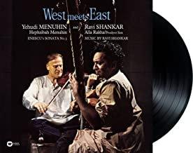West meat East - Menuhin Shankar Vinyle