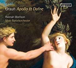 GRAUN: Apollo & Dafne Hannah Morrison Main-Barockorchester