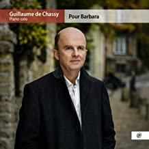 Guillaume de Chassy pour Barbara Piano Solo