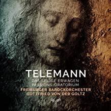 Freiburger Barockorchester Passions Oratorium Gottfried von der Goltz