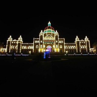 Christmas at the Parliament