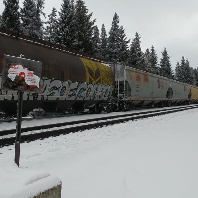 CPR Railway