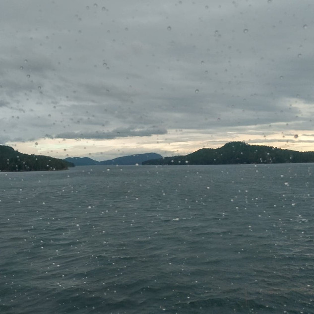 Ferry Ride to Vancouver Island