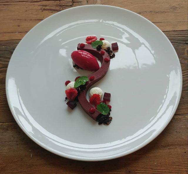Chocolate - Beet - Raspberry - Marscarpo