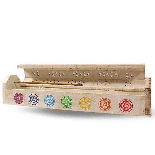 porte encens chakra