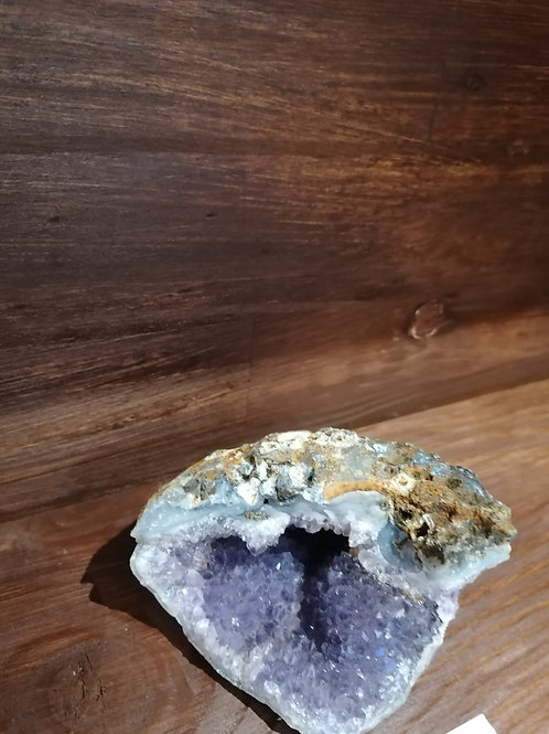 Géode amethyste