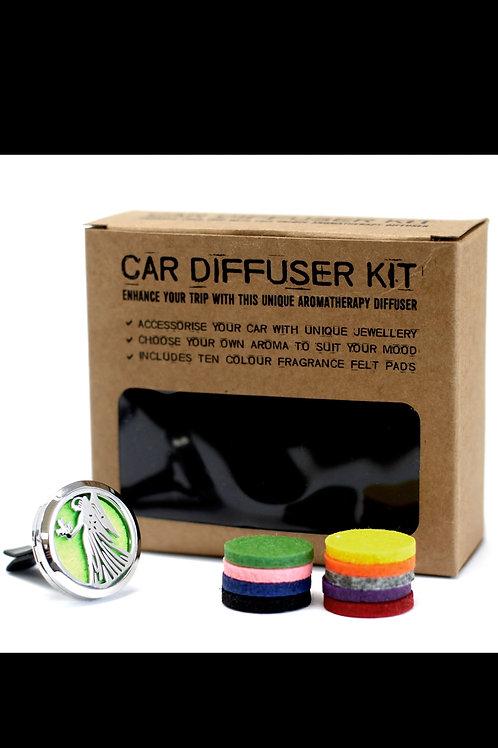 Diffuseur d'huile essentielle voiture +huile essentielle
