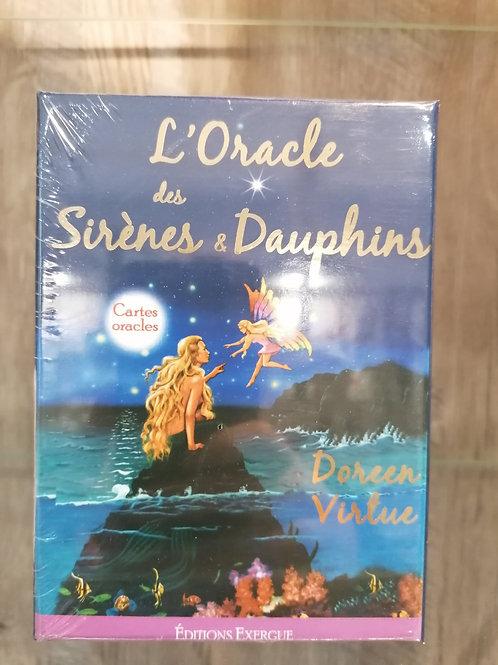 Oracle des sirènes et dauphins