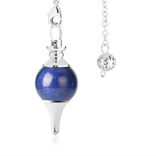 Pendule en lapis lazuli