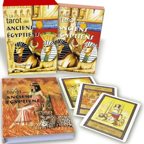 Tarot des anciens égyptiens