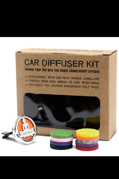 Diffuseur huile essentielle voiture +huile essentielle