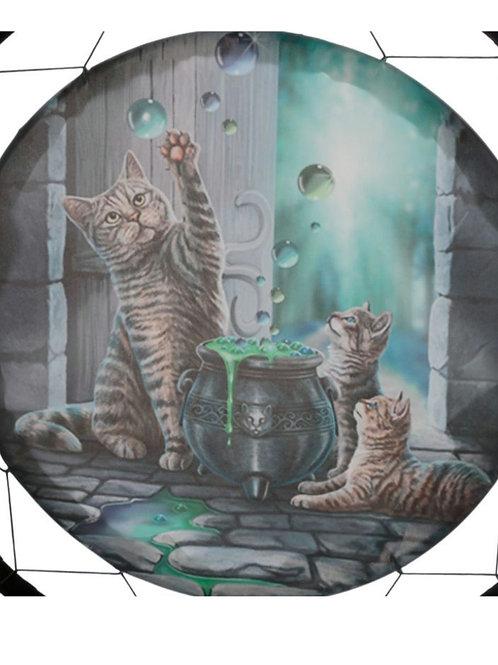 Attrape rêve chat