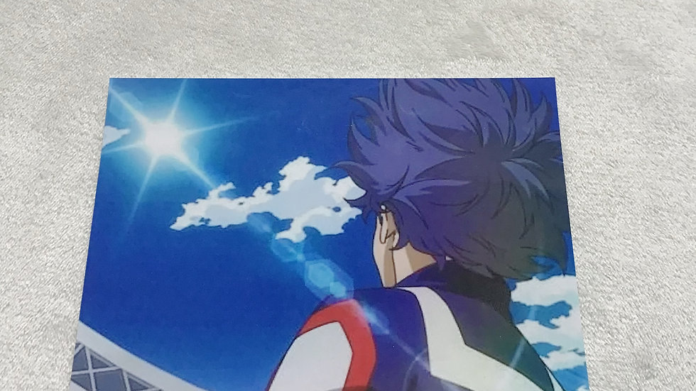 Sunshine Shinso Print