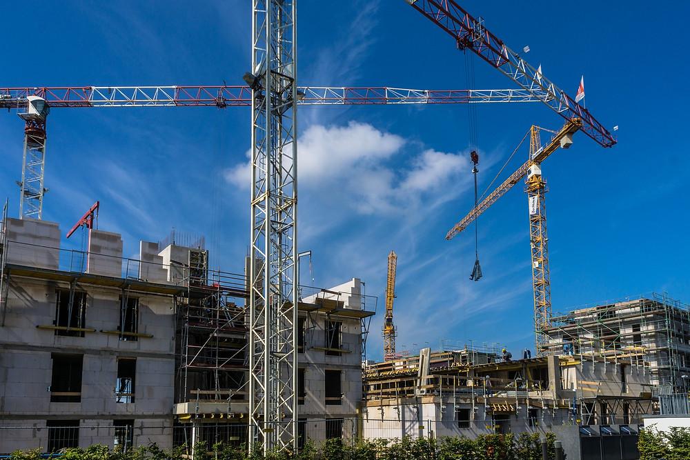 אתר בנייה בישראל