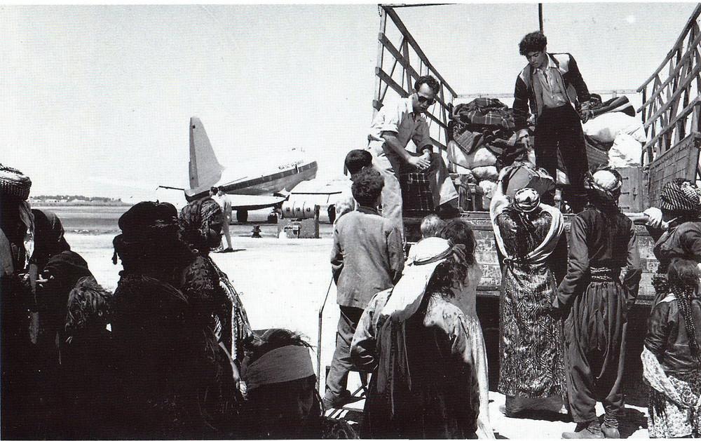 מעברה בשנות ה50