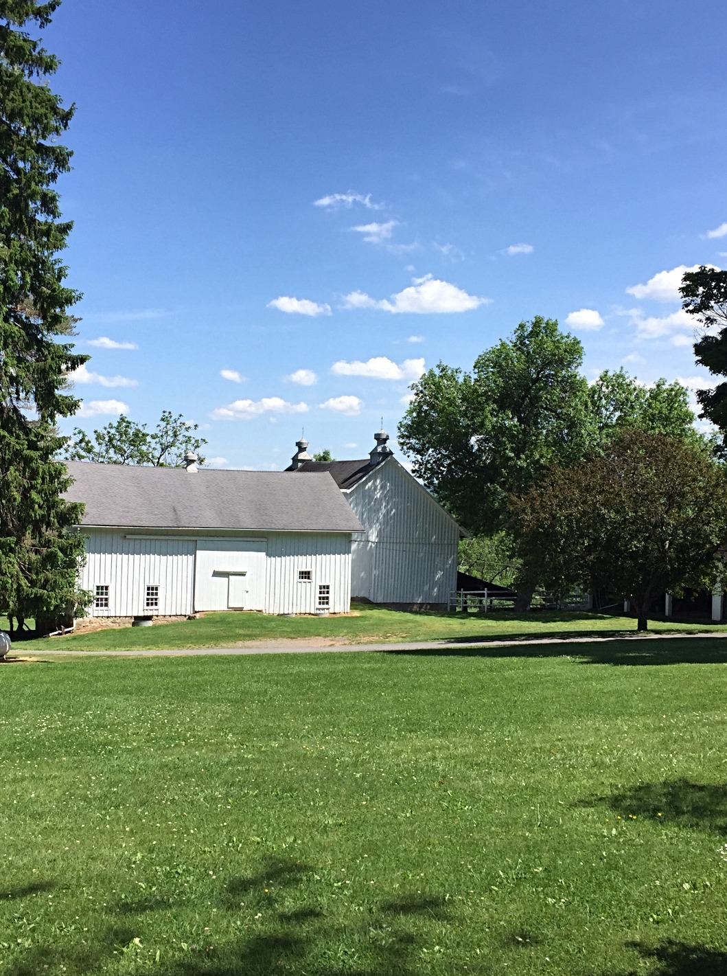 Harding Farm Barns