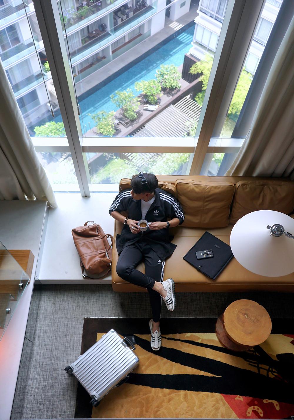 carlzeno hotelife series M Social Singapore