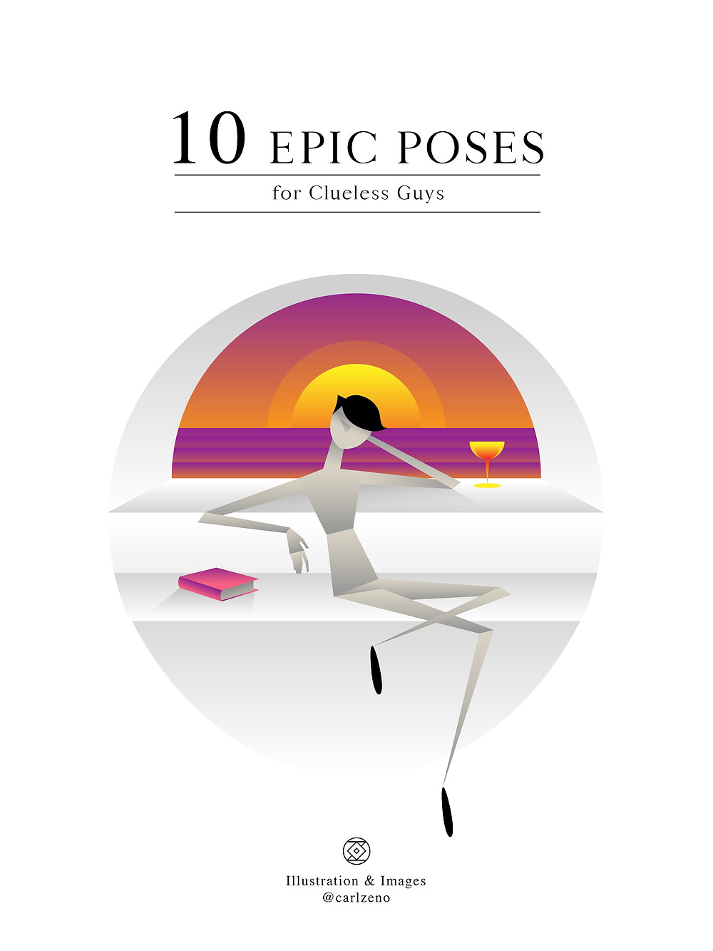 carlzeno epic poses
