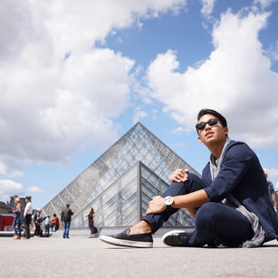 #TravelStyle Self-Photography & Paris