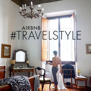 #TravelStyle Airbnb