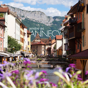 #TravelStyle Annecy