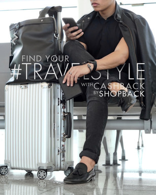 Find Your #TravelStyle with Cashback by ShopBack