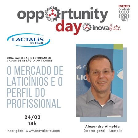 Opportunity Day Inovaleite - Lactalis
