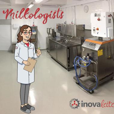Milkologist - Leitícia