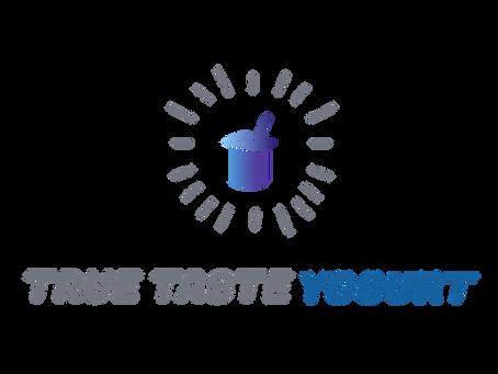 True taste yogurt