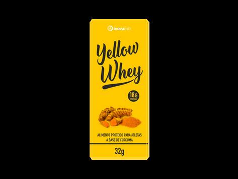 Yellow whey
