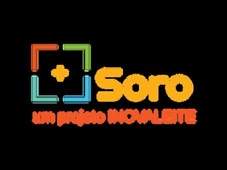 +Soro - pesquisa brasileira aplicada ao aproveitamento de soro lácteo