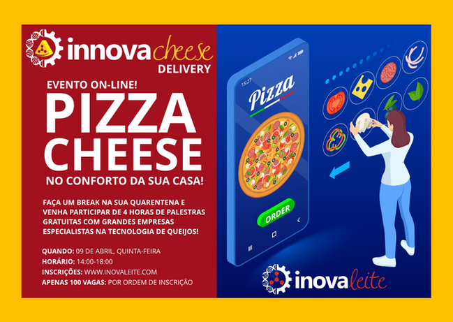 Pizza Cheese - Delivery