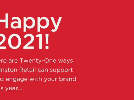 21 Ways Winston Retail Supports Brands Initiatives for 2021