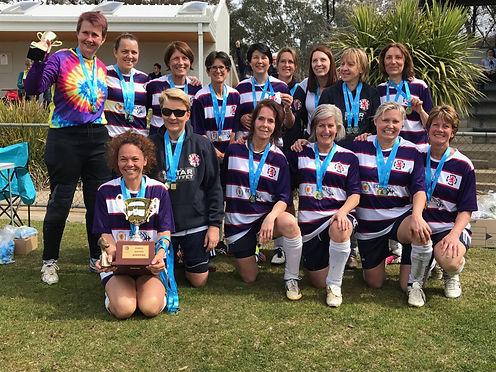 2017 Burns FC Womens