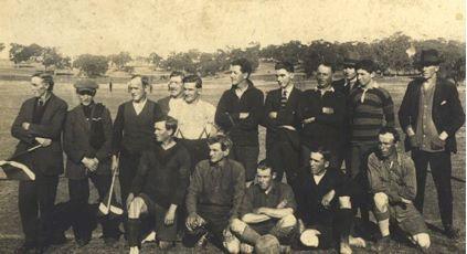 1925 Burns FC