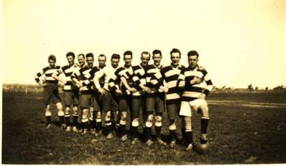Burns FC v Harden 1925