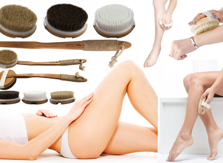 Have you ever heard of dry brushing?