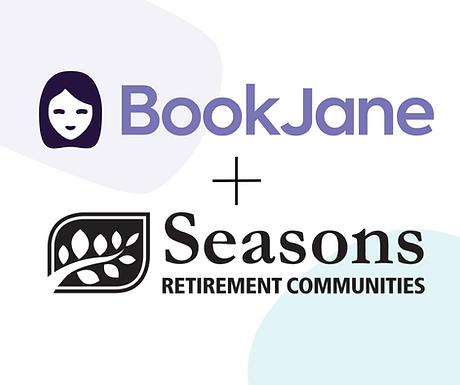 BookJane Celebrates 1 Year Anniversary of Success with Seasons Retirement Communities