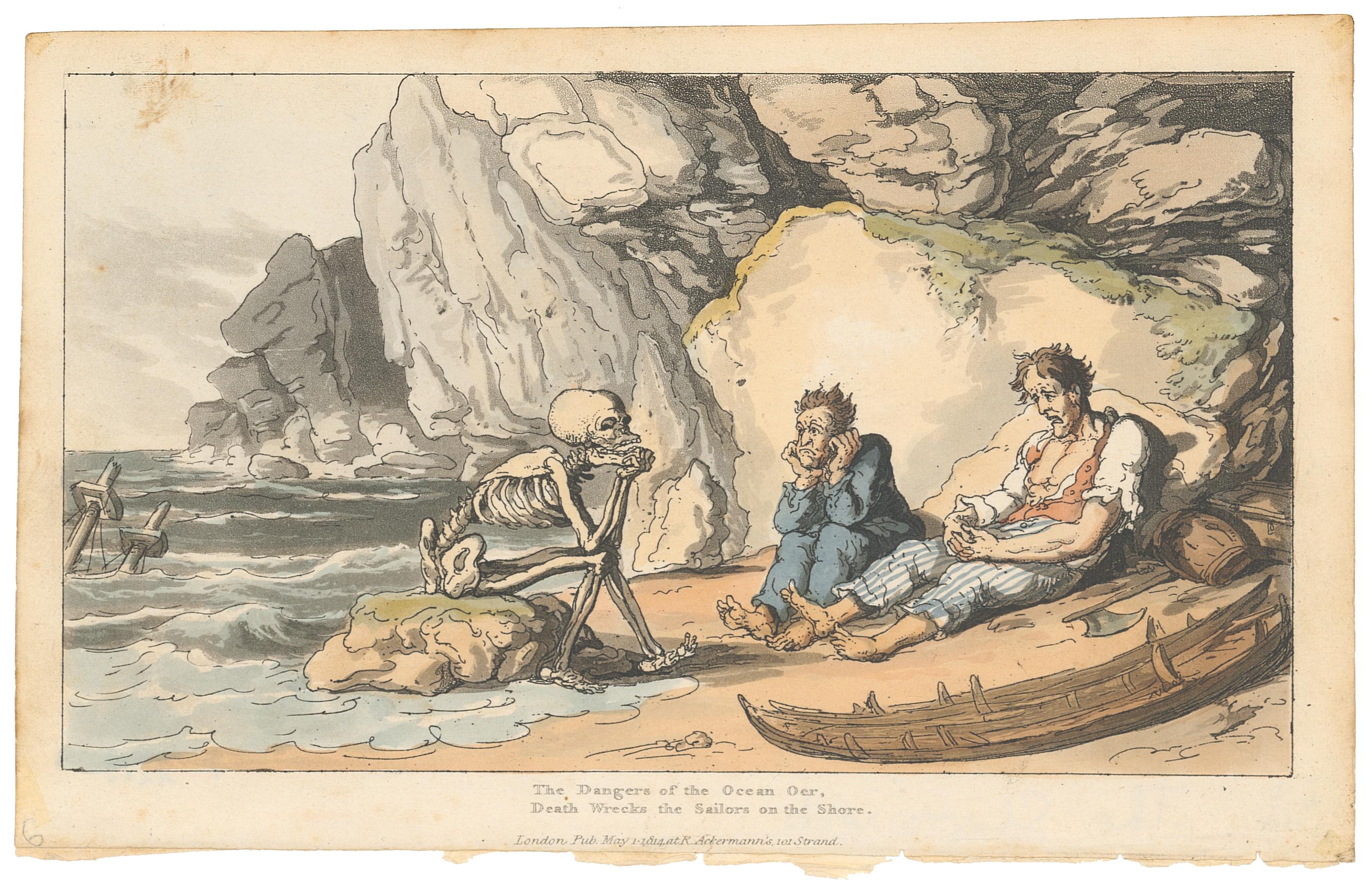 3 Thomas Rowlandson, The Shipwreck.png
