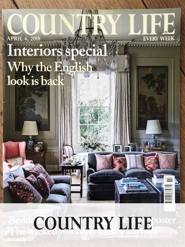 Country Life - April 2014