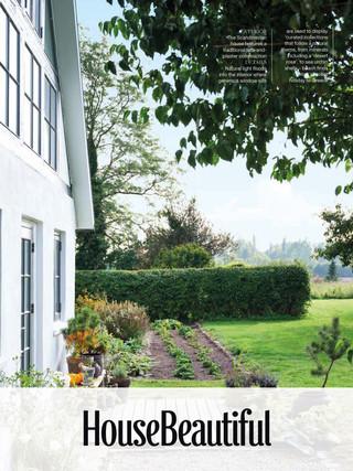Tine Kjelsen Denmark - House Beautiful