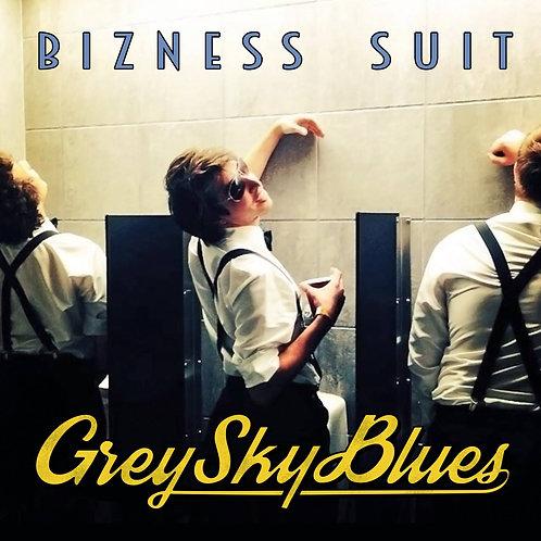 Grey Sky Blue CD
