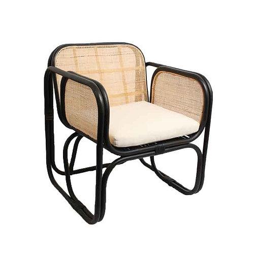 כורסא נטורה שחורה
