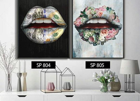 Lips choose