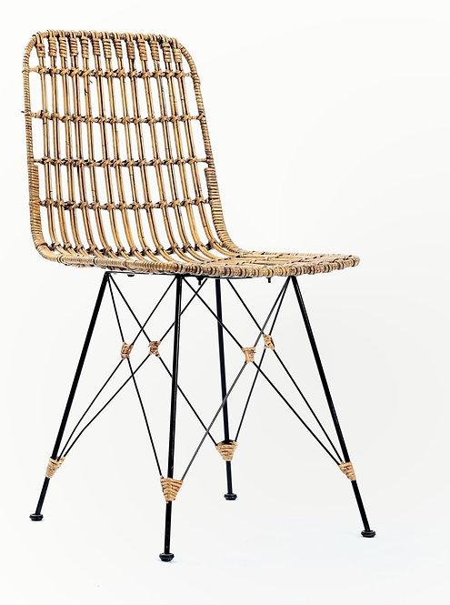 """כסא """"ונוס"""" טבעי"""