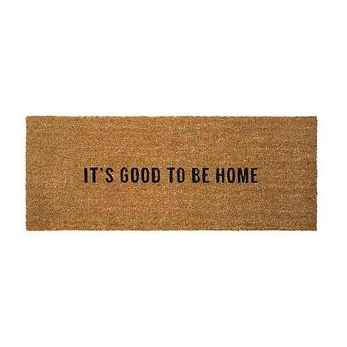 Good to be שטיח כניסה