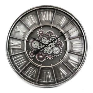 שעון רומי מנגנון חשוף