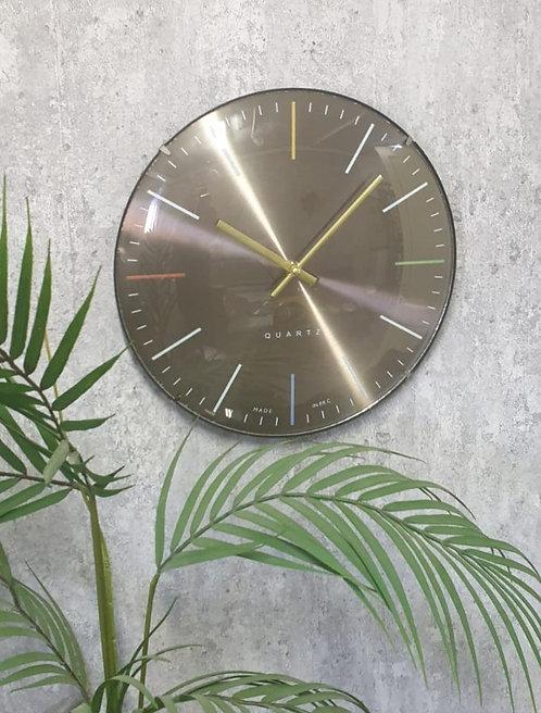 שעון רומא אפור